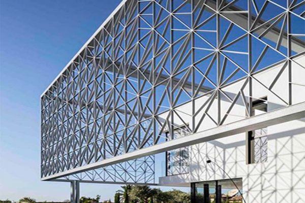 Tasarım Çelik Cepheler