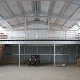 Çelik Hangar Ara Kat