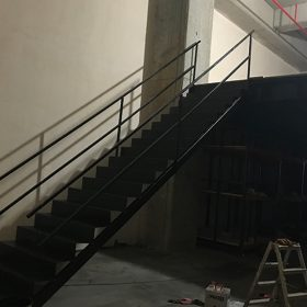 Asma Kat Merdiven Tasarımı