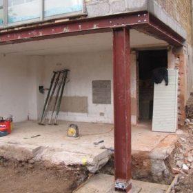 Bina Çelik Güçlendirme