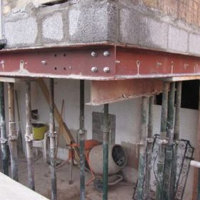 Depreme Önlem Bina Çelik Güçlendirme
