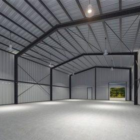 Çelik Depo Hangar