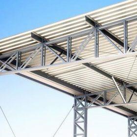 Çelik Sundurma Yapıları