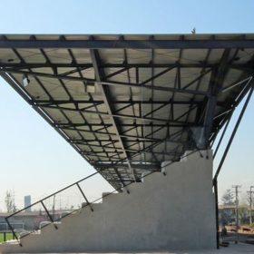 Çelik Sundurma Konstrüksiyon
