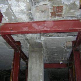 Çelik Yapı Güçlendirmesi