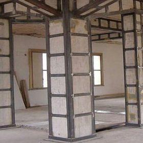 Yapı Çelik Güçlendirmesi