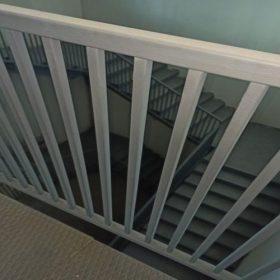 Çelik Merdiven Korkuluk
