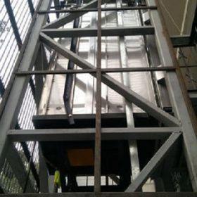 Asansör Çelik Konstrüksiyon