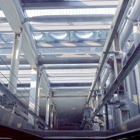 Asansör Çelikleri Projelendirme