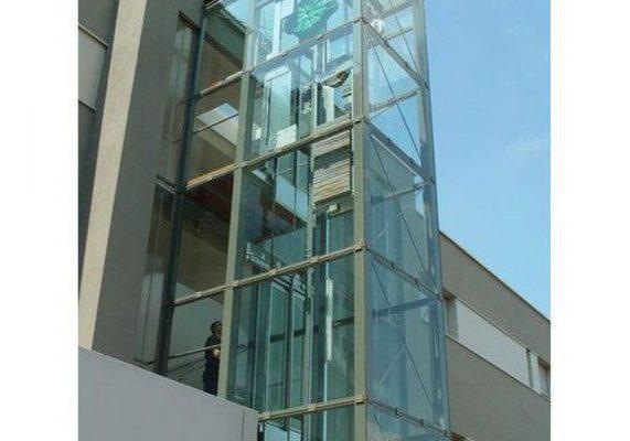 Dekoratif Cam Asansör Çelikleri