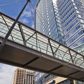 Çelik Konstrüksiyon Köprü Tasarımı