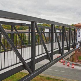 Çelik Konstrüksiyon Köprüler