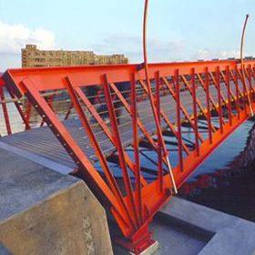 Çelik Köprü Tasarımları