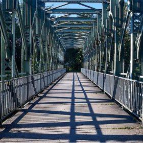 Çelik Köprü Yapıları
