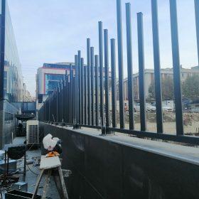 Çelik Korkuluk Tasarımı