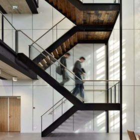 Çelik Merdiven Z Tipi