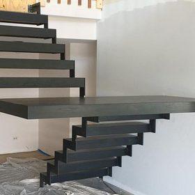Çelik Z Merdiven