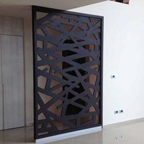CNC Kesim Dekoratif Bölme Duvar