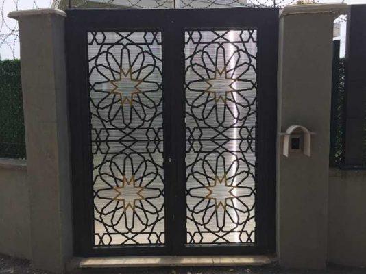 CNC Kesim Kapı Korkuluk