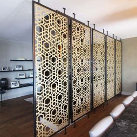 Dekoratif Bölme Paneller