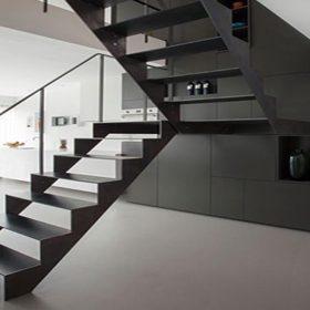 Dekoratif Merdiven Çelik