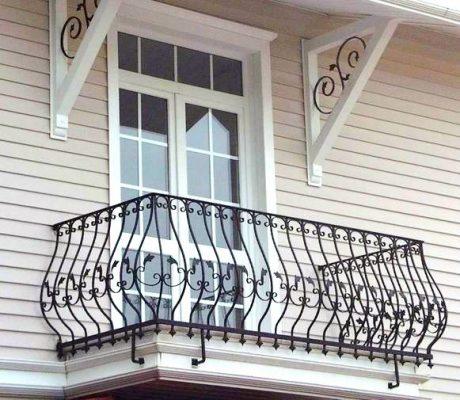 Balkon Ferforje Korkuluk