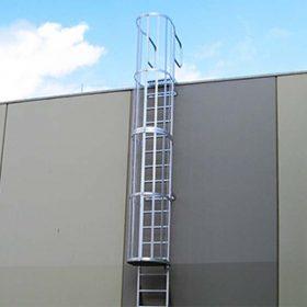 Gemici Çelik Merdiveni