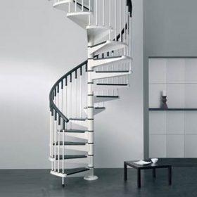 Paslanmaz Döner Çelik Merdiven