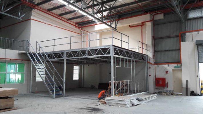 Çelik Platform Proje