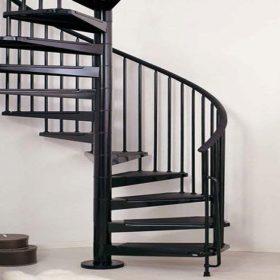 Spiral Çelik Merdiven