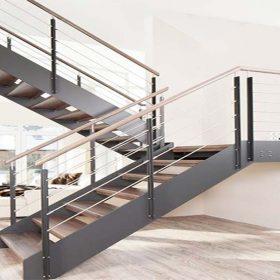 Z Çelik Merdiven