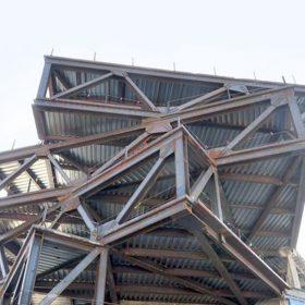 Çelik Konstrüksiyon Yapı