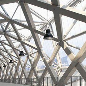 Çelik Konstrüksiyon Geçiş Yapıları