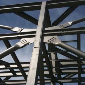 Çelik Kontrüksiyon Birleşimi